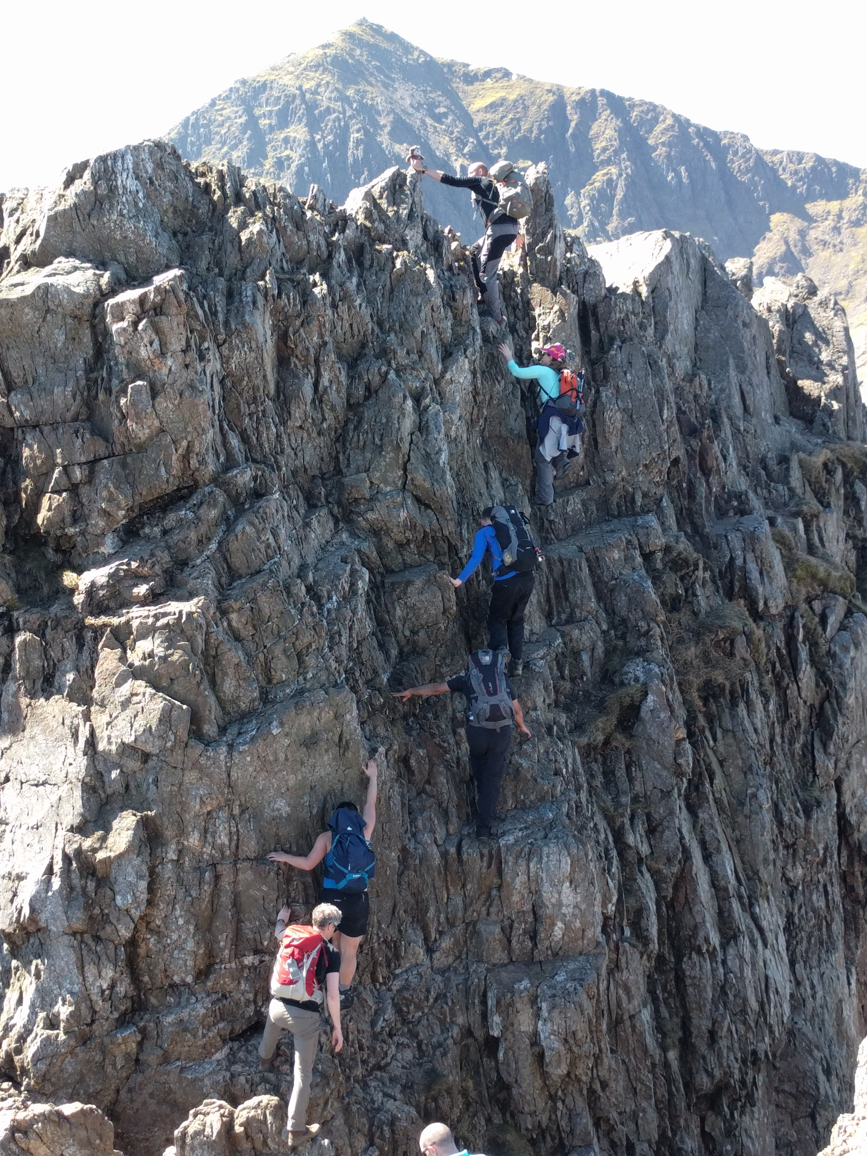 what is the 3 peaks challenge